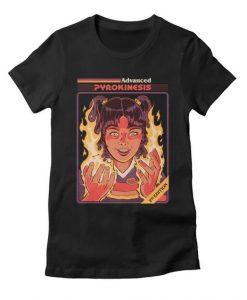 Advanced Pyrokinesis T-shirt AG20F1