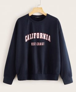 California West Sweatshirt AL26F1