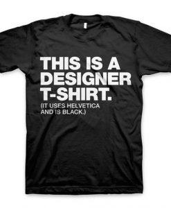 Designer T-Shirt DT23F1