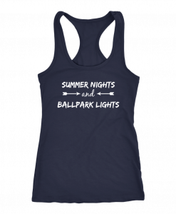 Summer Nights Tanktop AL26F1