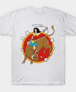Wonder Woman T-Shirt NT25F1