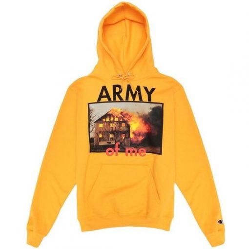 ARMY of me hoodie GN23MA1