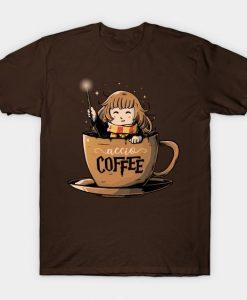 Accio coffe T-shirt TJ19MA1
