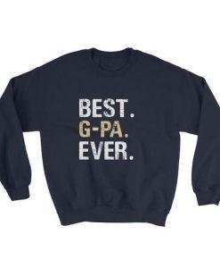 Best G-Pa Sweatshirt AL8MA1