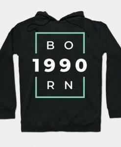 Born 1990 Hoodie SR24MA1