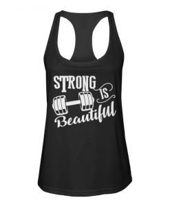 Strong Is Beautiful Tanktop SD4MA1