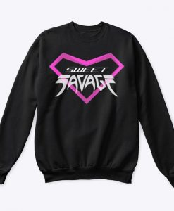 Sweet Savage Sweatshirt IS3M1
