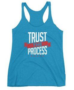 Trust The Process Tanktop SD17MA1