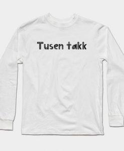 Tusen Tak sweatshirt TJ5MA1