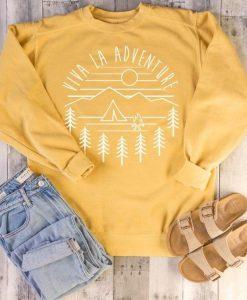 Viva La Adventure Sweatshirt AL12MA1