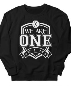 We Are One Sweatshirt SD4MA1