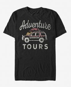 Adventure Car Tours T-Shirt IM22A1
