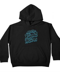 All The Right Chess Moves Hoodie AL12A1