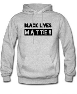 Black Lives Matter Hoodie PU3A1