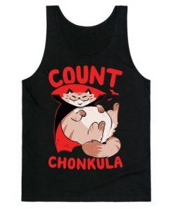 Count Chonkula Tank Top SR9A1