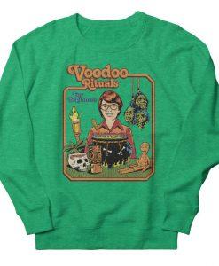 Voodoo Rituals For Beginners Sweatshirt AL5A1