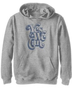 Yes We Can Hoodie IM10A1