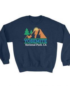 Yosemite Park Sweatshirt IM22A1