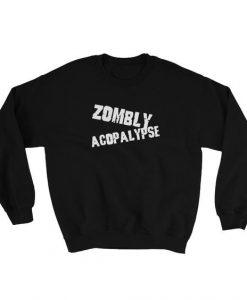 Zombly Acopalypse Sweatshirt PU30A1