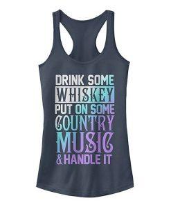 Country Music Tanktop SD3M21